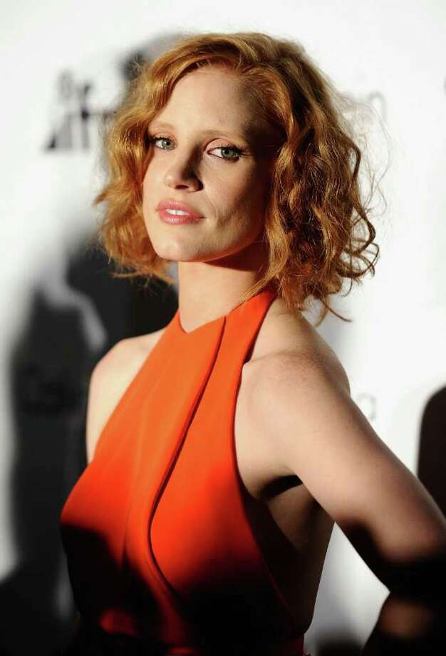 Actress Jessica Chastain attends the Calvin Klein Event during the 64th Annual Cannes Film Festival at Martinez Hotel on May 12, 2011 in Cannes, France.  (Photo by Ian Gavan/Getty Images) *** Local Caption *** Jessica Chastain; Photo: Getty Images