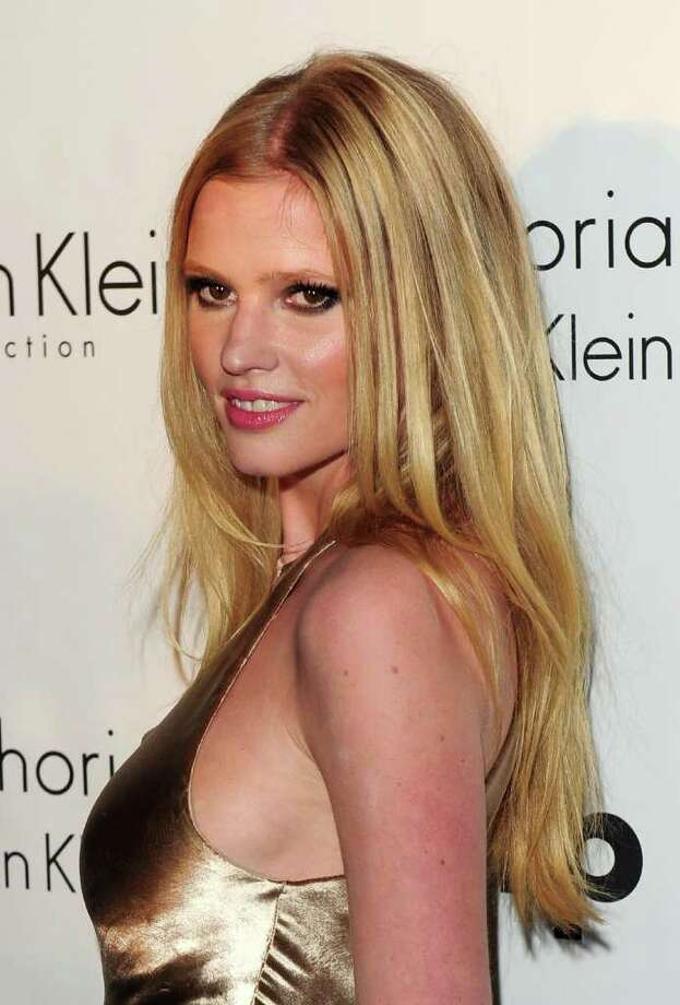 Model Lara Stone attends the Calvin Klein Event during the 64th Annual Cannes Film Festival at Martinez Hotel on May 12, 2011 in Cannes, France.  (Photo by Ian Gavan/Getty Images) *** Local Caption *** Lara Stone; Photo: Getty Images