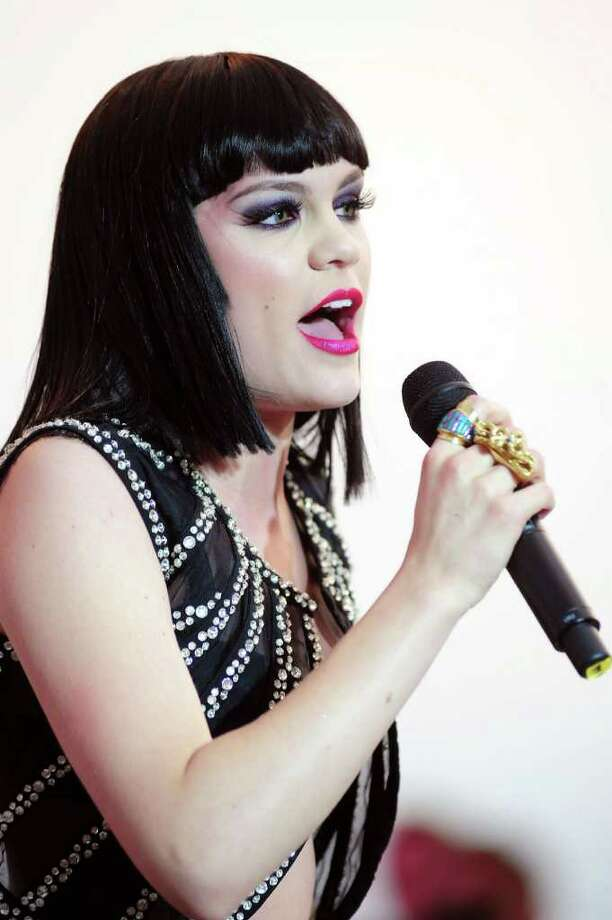 Singer Jessie J performs for Le Grand Journal At Majestic Beach during the 64th Annual Cannes Film Festival at Majestic Beach Pier on May 12, 2011 in Cannes, France.  (Photo by Ian Gavan/Getty Images) *** Local Caption *** Jessie J; Photo: Getty Images