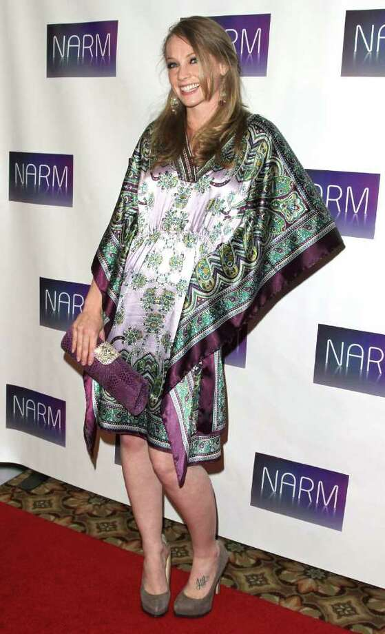LOS ANGELES, CA - MAY 12: Singer Didi Benami arrives at th 53rd Annual NARM Convention Awards Dinner  on May 12, 2011 in Los Angeles, California.  (Photo by Valerie Macon/Getty Images) *** Local Caption *** Didi Benami; Photo: Getty Images