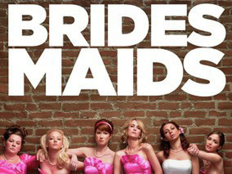 "The comedy, ""Bridesmaids,"" is now playing in area theaters. Photo: Contributed Photo / Westport News contributed"