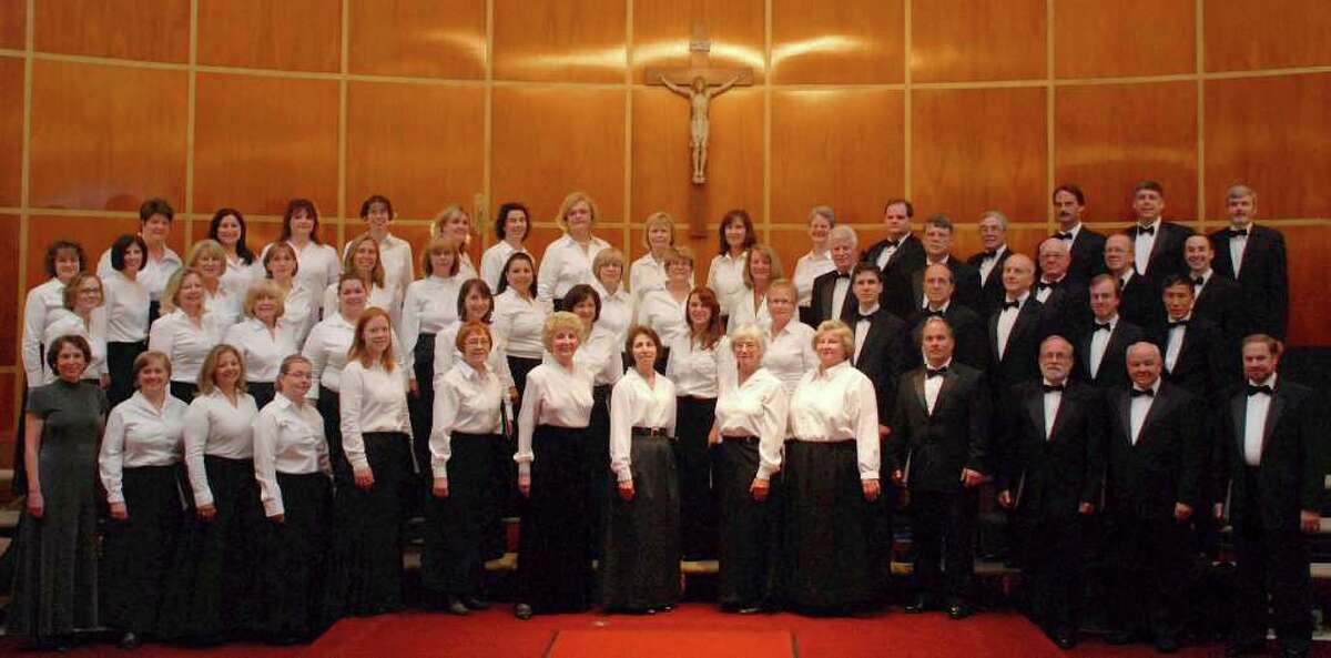 The Connecticut Master Chorale, under the direction of Tina Johns Heidrich, will present its Spring Concert on Saturday, May 21, at 8 p.m. at St. Rose of Lima Church in Newtown.