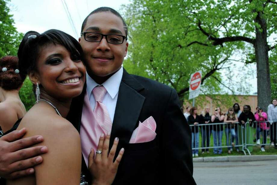 Were you Seen at the Schenectady Prom 2011? Photo: Taylor Rao