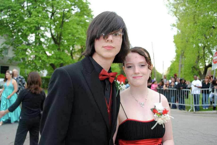 Were you Seen at the Cohoes prom 2011? Photo: Taylor Rao