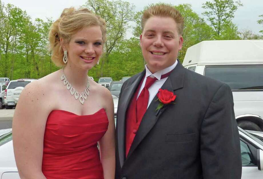 Rensselaer high school prom Photo: Phoebe Sheehan