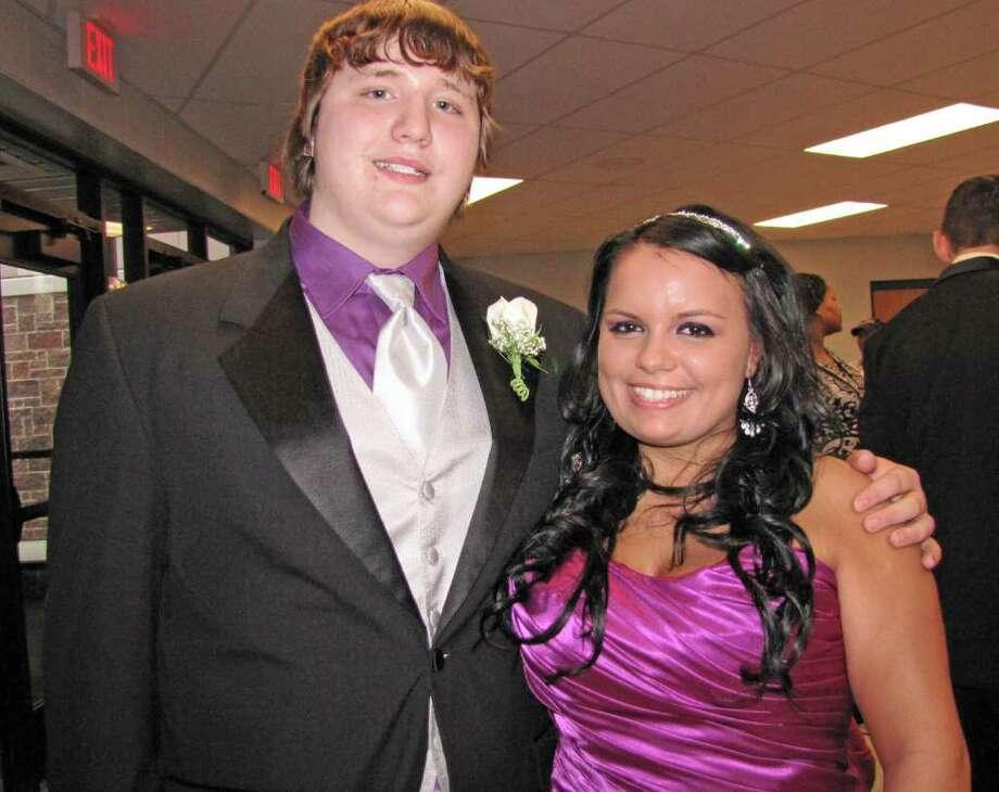 Rensselaer high school prom Photo: Phoebe Sheehan