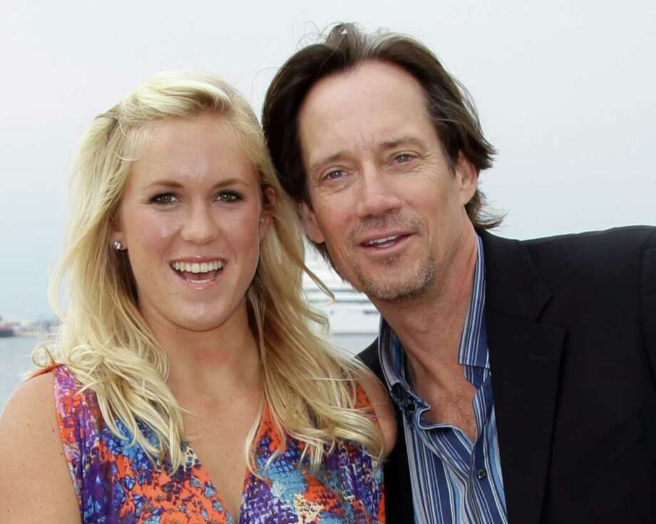 "Surfer Bethany Hamilton (L) and actor Kevin Sorbo attend the ""Soul Surfer"" photocall at Nikki Beach during the 64th Cannes Film Festival on May 13, 2011 in Cannes, France.  (Photo by Andreas Rentz/Getty Images) *** Local Caption *** Kevin Sorbo;Bethany Hamilton; Photo: Getty Images"