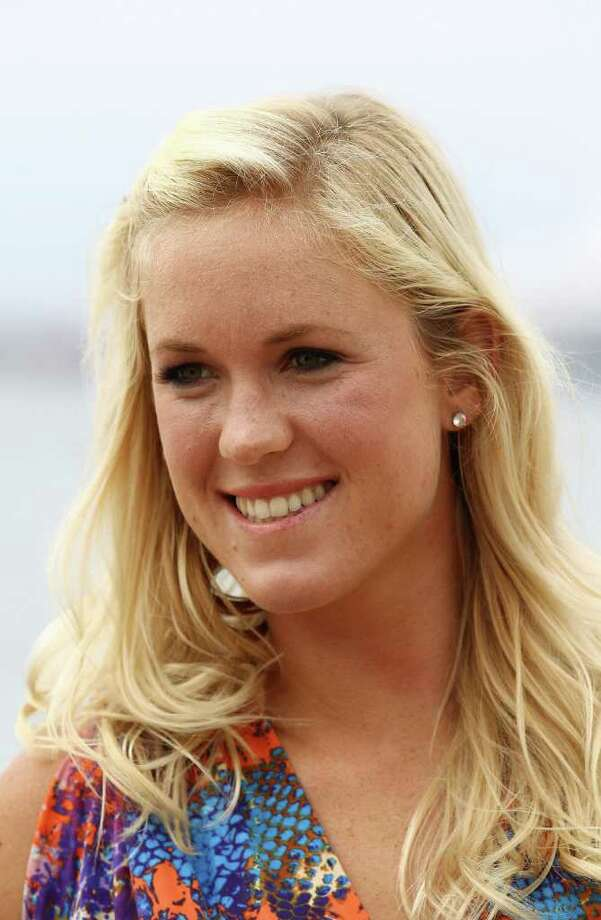 "Surfer Bethany Hamilton attends the ""Soul Surfer"" photocall at Nikki Beach during the 64th Cannes Film Festival on May 13, 2011 in Cannes, France.  (Photo by Andreas Rentz/Getty Images) *** Local Caption *** Bethany Hamilton; Photo: Getty Images"