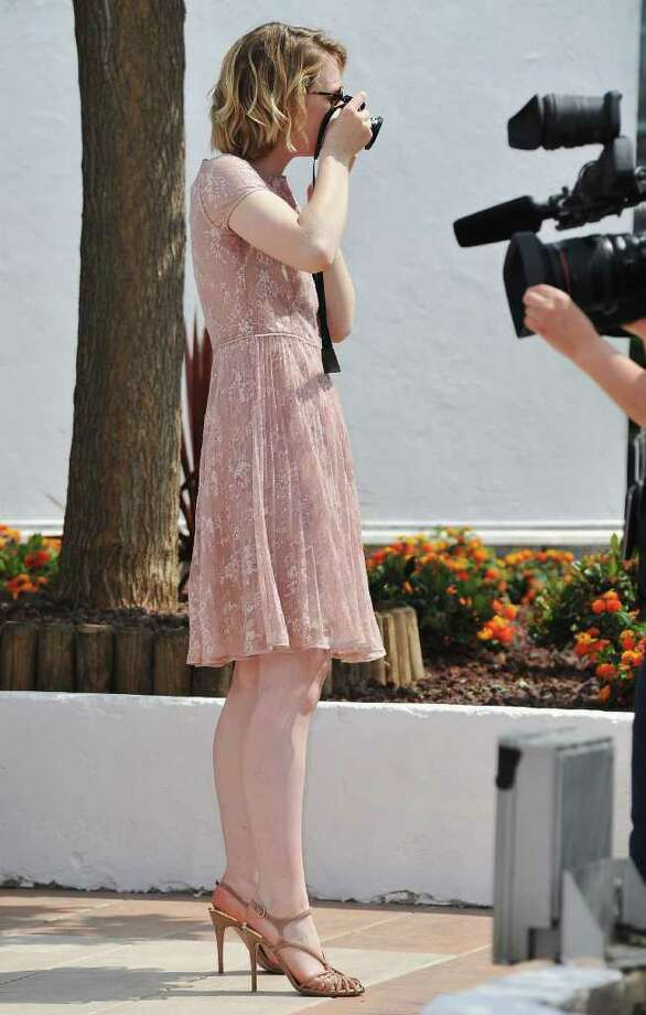 "Actress Mia Wasikowska attends the ""Restless"" photocall during the 64th Annual Cannes Film Festival on May 13, 2011 in Cannes, France.  (Photo by Pascal Le Segretain/Getty Images) *** Local Caption *** Mia Wasikowska; Photo: Getty Images"
