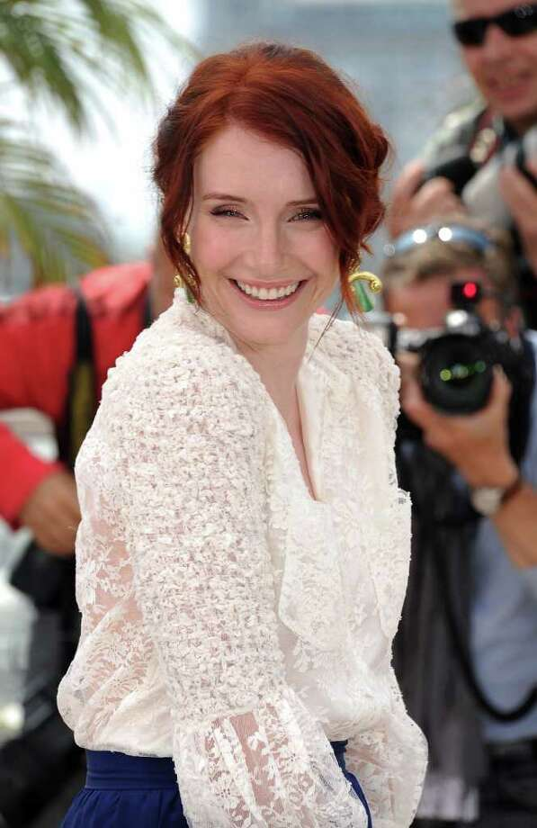 "Producer Bryce Dallas Howard attends the ""Restless"" Photocall during the 64th Cannes Film Festival at the Palais des Festivals on May 13, 2011 in Cannes, France.  (Photo by Dominique Charriau/Getty Images) *** Local Caption *** Bryce Dallas Howard; Photo: Getty Images"