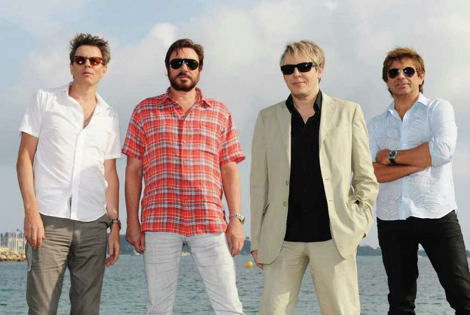 (L-R) John Taylor, Simon Le Bon, Nick Rhodes, Roger Taylor of  Duran Duran poses at a photocall during the 64th Annual Cannes Film Festival on May 13, 2011 in Cannes, France. Photo: Ian Gavan, Getty Images / 2011 Getty Images