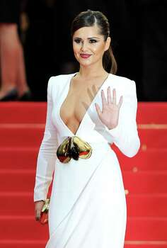 68. Singer and TV personality Cheryl Cole (The X-Factor) Photo: Pascal Le Segretain, Getty Images / 2011 Getty Images