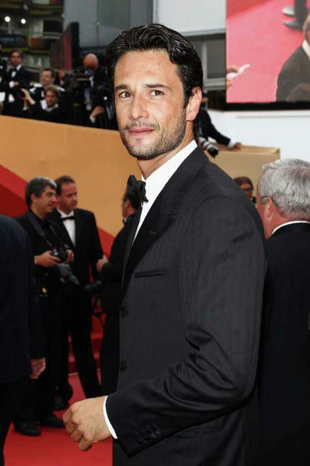 "Actor Rodrigo Santoro attends the ""Habemus Papam"" premiere at the Palais des Festivals during the 64th Cannes Film Festival on May 13, 2011 in Cannes, France. Photo: Andreas Rentz, Getty Images / 2011 Getty Images"