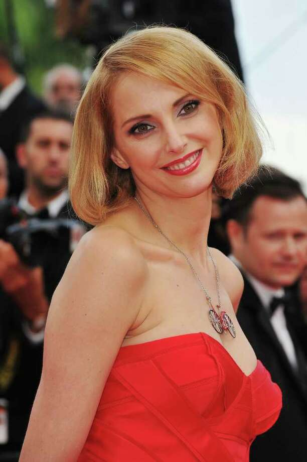 "Actress Frederique Bel attends the ""Habemus Papam"" premiere at the Palais des Festivals during the 64th Cannes Film Festival on May 13, 2011 in Cannes, France. Photo: Pascal Le Segretain, Getty Images / 2011 Getty Images"