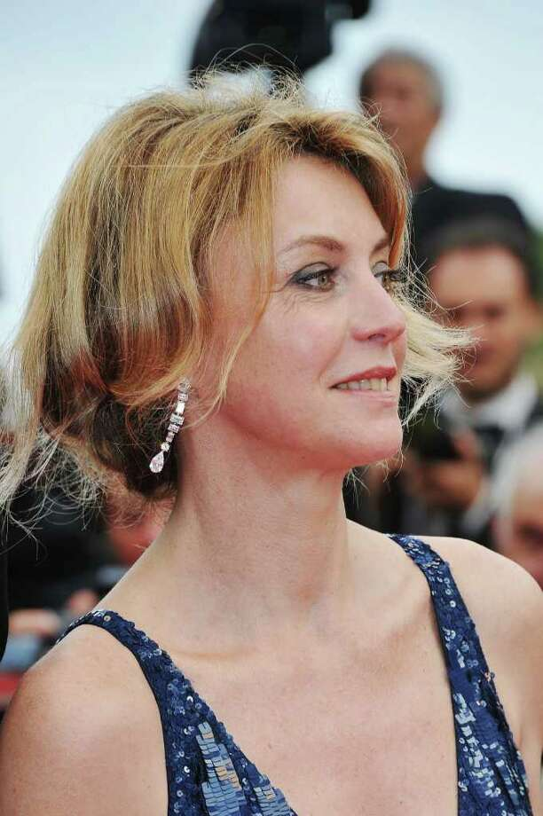 """Actress Margherita Buy attends the """"Habemus Papam"""" premiere at the Palais des Festivals during the 64th Cannes Film Festival on May 13, 2011 in Cannes, France. Photo: Pascal Le Segretain, Getty Images / 2011 Getty Images"""