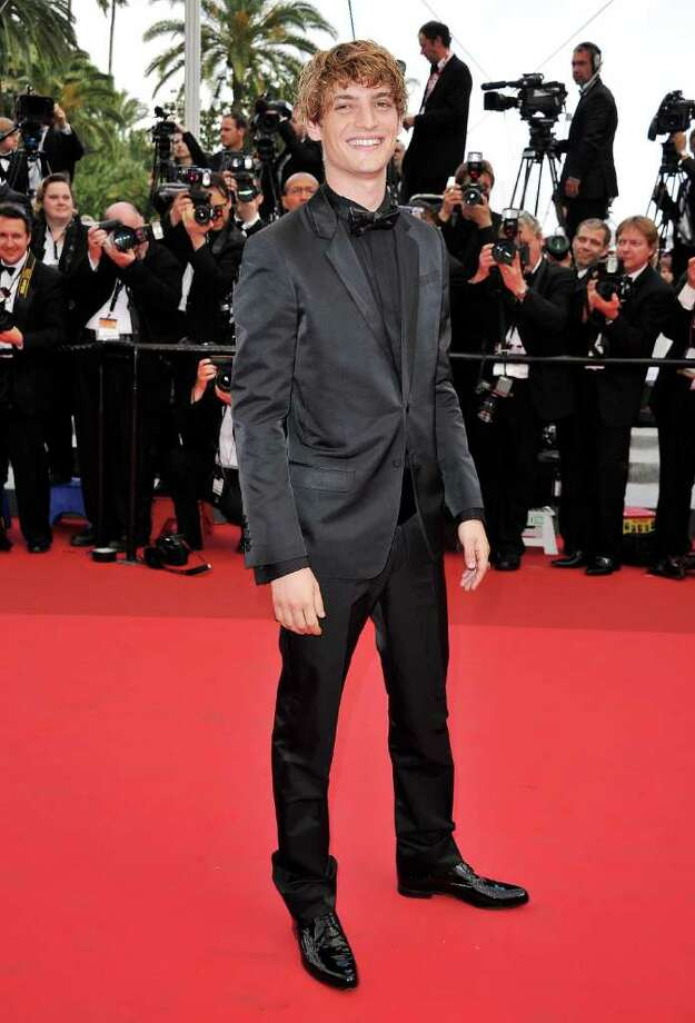 "Actor Niels Schneider attends the ""Habemus Papam"" premiere at the Palais des Festivals during the 64th Cannes Film Festival on May 13, 2011 in Cannes, France. Photo: Pascal Le Segretain, Getty Images / 2011 Getty Images"