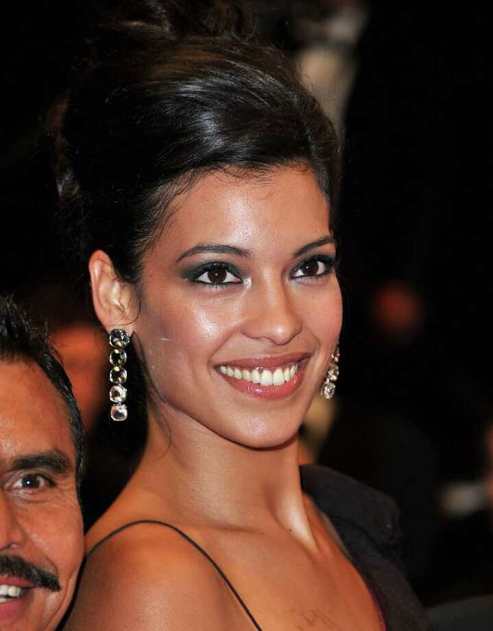 """Actress Stephanie Sigman attends the """"Miss Bala"""" premiere at the Palais des Festivals during the 64th Cannes Film Festival  on May 13, 2011 in Cannes, France. Photo: Pascal Le Segretain, Getty Images / 2011 Getty Images"""