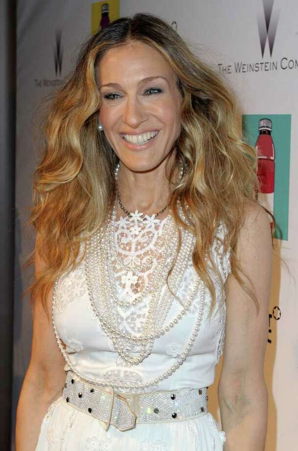 Actress Sarah Jessica Parker attends The Weinstein Company VIP Press Event at the Martinez Hotel during the 64th Cannes Film Festival on May 13, 2011 in Cannes, France. Photo: Michael Buckner, Getty Images / 2011 Getty Images