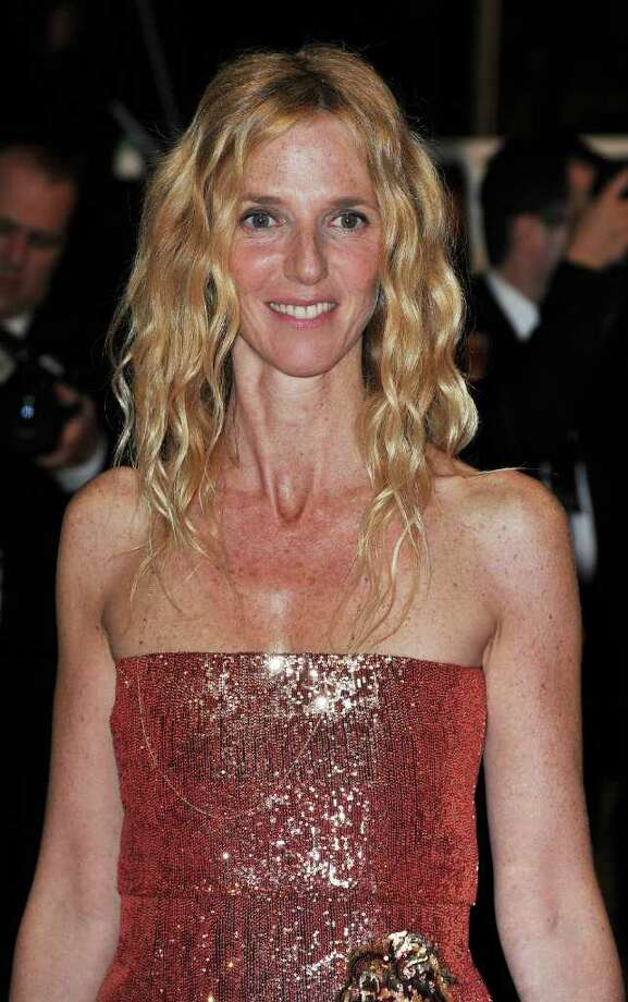 "Actress Sandrine Kiberlain attends the ""Polisse"" premiere at the Palais des Festivals during the 64th Cannes Film Festival on May 13, 2011 in Cannes, France. Photo: Pascal Le Segretain, Getty Images / 2011 Getty Images"