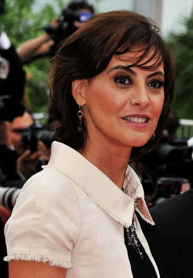 "Ines de la Fressange attends the ""Habemus Papam"" premiere at the Palais des Festivals during the 64th Cannes Film Festival on May 13, 2011 in Cannes, France. Photo: Pascal Le Segretain, Getty Images / 2011 Getty Images"