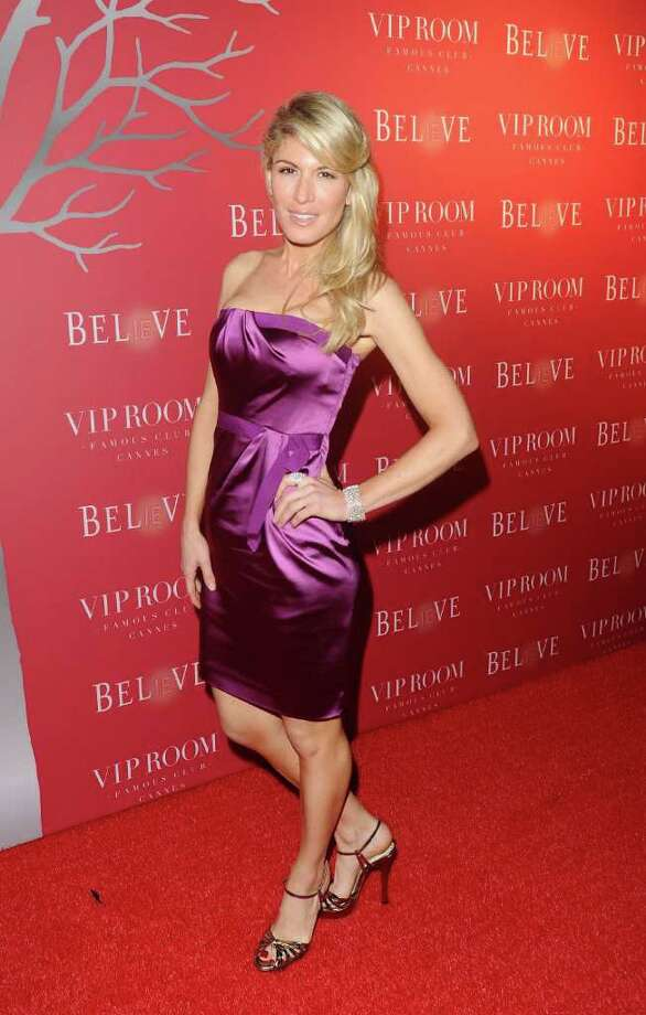 Hofit Golan attends the (BELVEDERE) RED party in Cannes to celebrate the European launch of (BELVEDERE) RED featuring a performance by Duran Duran held at the VIP Room Famous Club on May 13, 2011 in Cannes, France. Photo: Ian Gavan, Getty Images For Belvedere / 2011 Getty Images