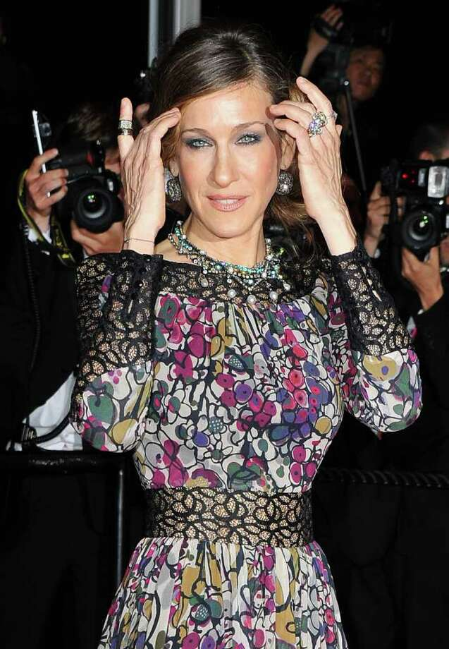 "Sarah Jessica Parker attends the ""Wu Xia"" premiere during the 64th Annual Cannes Film Festival at the Palais des Festivals on May 13, 2011 in Cannes, France. Photo: Pascal Le Segretain, Getty Images / 2011 Getty Images"