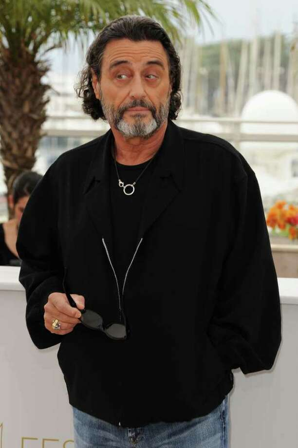 Actor Ian McShane