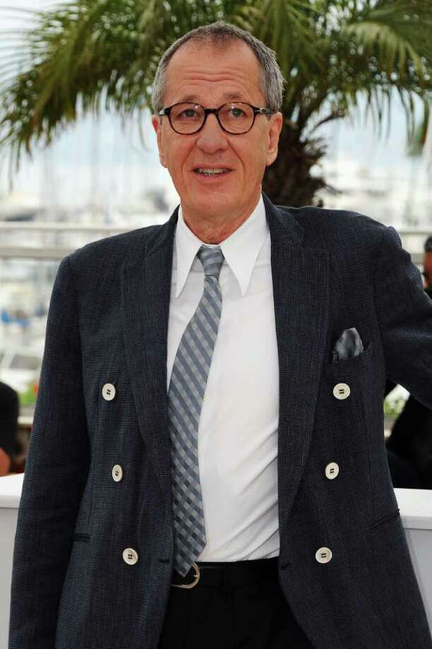 """Actor Geoffrey Rush  attends the """"Pirates of the Caribbean: On Stranger Tides"""" photocall at the Palais des Festivals during the 64th Cannes Film Festival on May 14, 2011 in Cannes, France. Photo: Francois Durand, Getty Images / 2011 Getty Images"""