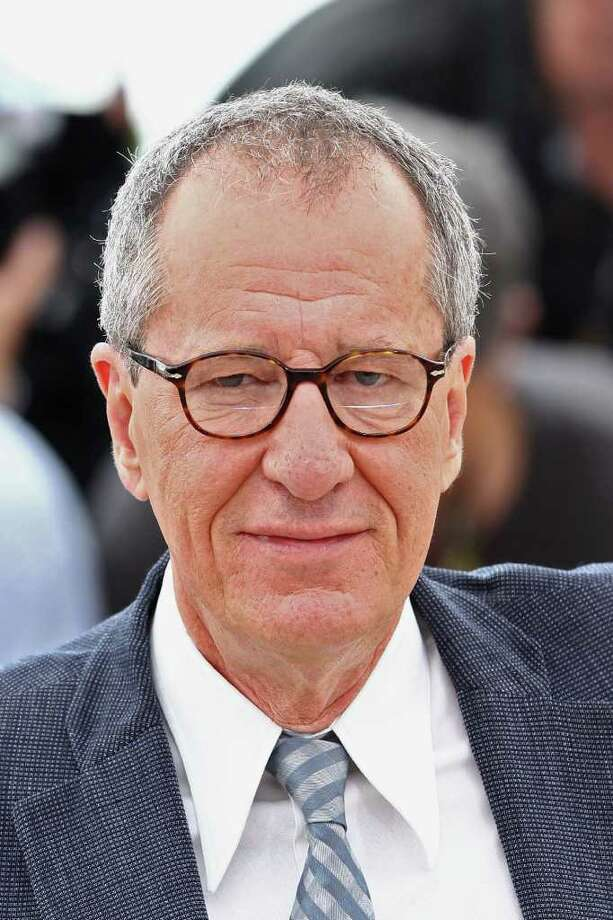 """Actor Geoffrey Rush  attends the """"Pirates of the Caribbean: On Stranger Tides"""" photocall at the Palais des Festivals during the 64th Cannes Film Festival on May 14, 2011 in Cannes, France. Photo: Andreas Rentz, Getty Images / 2011 Getty Images"""