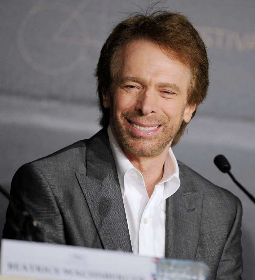 "Producer Jerry Bruckheimer attends the ""Pirates of the Caribbean: On Stranger Tides"" press conference at the Palais des Festivals during the 64th Cannes Film Festival on May 14, 2011 in Cannes, France. Photo: Francois Durand, Getty Images / 2011 Getty Images"