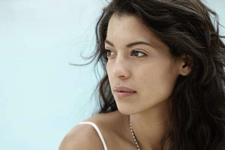 "Actress Stephanie Sigman of the film ""Miss Bala"" poses during a portrait session at the Resideal Garden,Carlton Hotel during the 64th Cannes Film Festival on May 14, 2011 in Cannes, France. Photo: Vittorio Zunino Celotto, Getty Images / 2011 Getty Images"