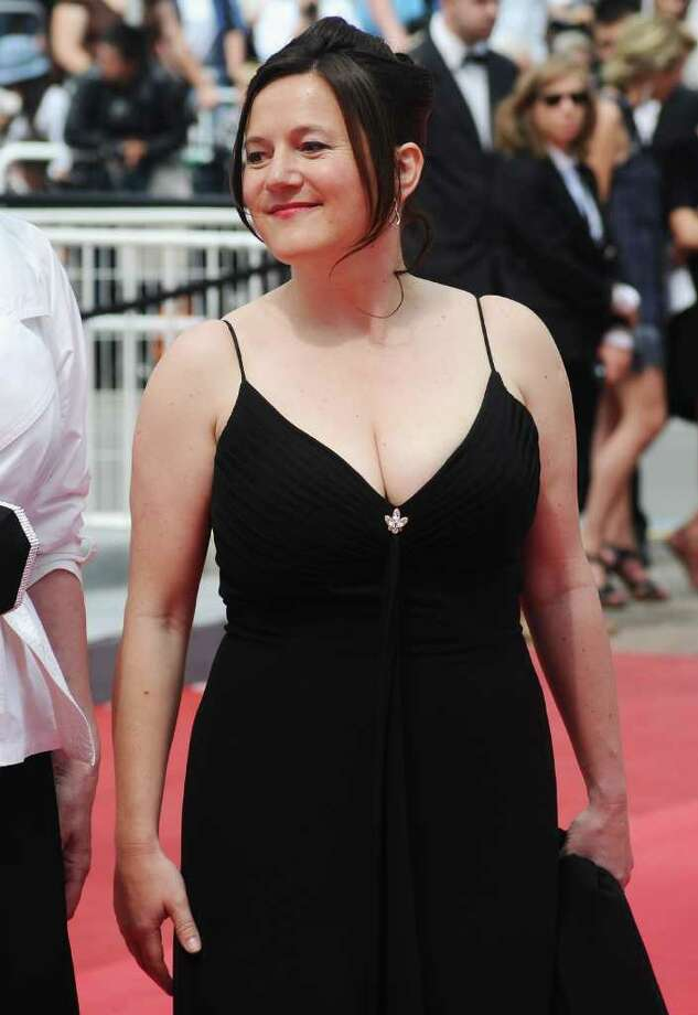 """Actress Gisella Salcher attends the """"Michael"""" premiere at the Palais des Festivals during the 64th Cannes Film Festival on May 14, 2011 in Cannes, France. Photo: Ian Gavan, Getty Images / 2011 Getty Images"""