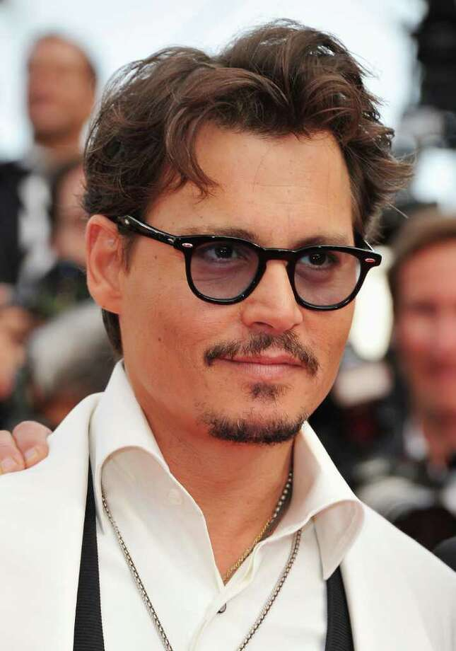 "Actor Johnny Depp attends the ""Pirates of the Caribbean: On Stranger Tides"" premiere at the Palais des Festivals during the 64th Cannes Film Festival on May 14, 2011 in Cannes, France. Photo: Pascal Le Segretain, Getty Images / 2011 Getty Images"