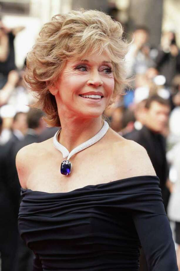 "Actress Jane Fonda attends the ""Pirates of the Caribbean: On Stranger Tides"" premiere at the Palais des Festivals during the 64th Cannes Film Festival on May 14, 2011 in Cannes, France. Photo: Andreas Rentz, Getty Images / 2011 Getty Images"