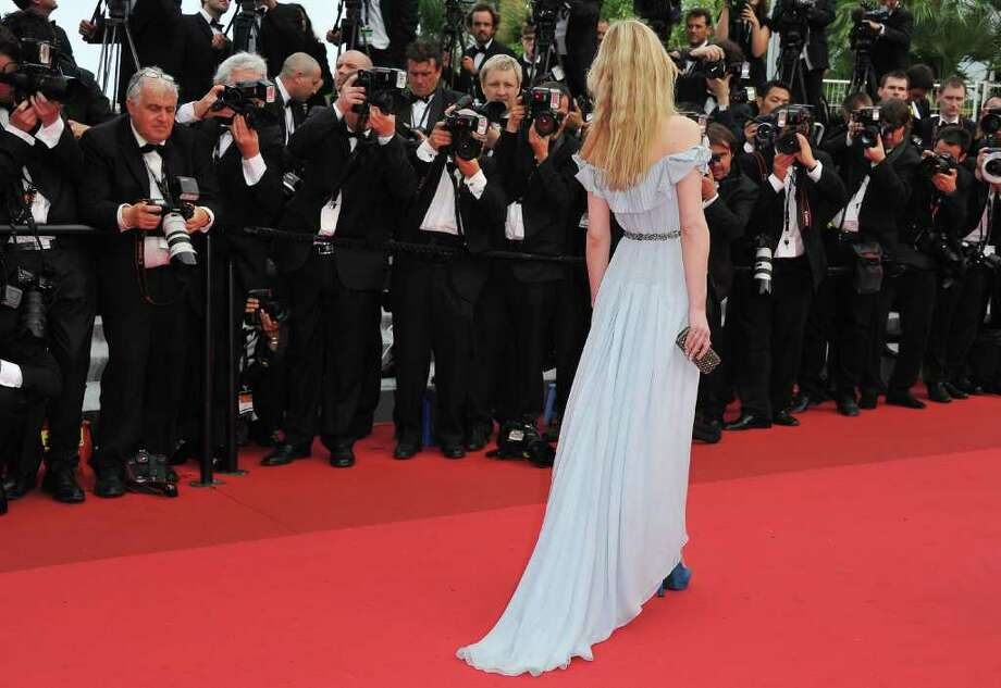 """Actress  Clemence Poesy attends the """"Pirates of the Caribbean: On Stranger Tides"""" premiere at the Palais des Festivals during the 64th Cannes Film Festival on May 14, 2011 in Cannes, France. Photo: Pascal Le Segretain, Getty Images / 2011 Getty Images"""