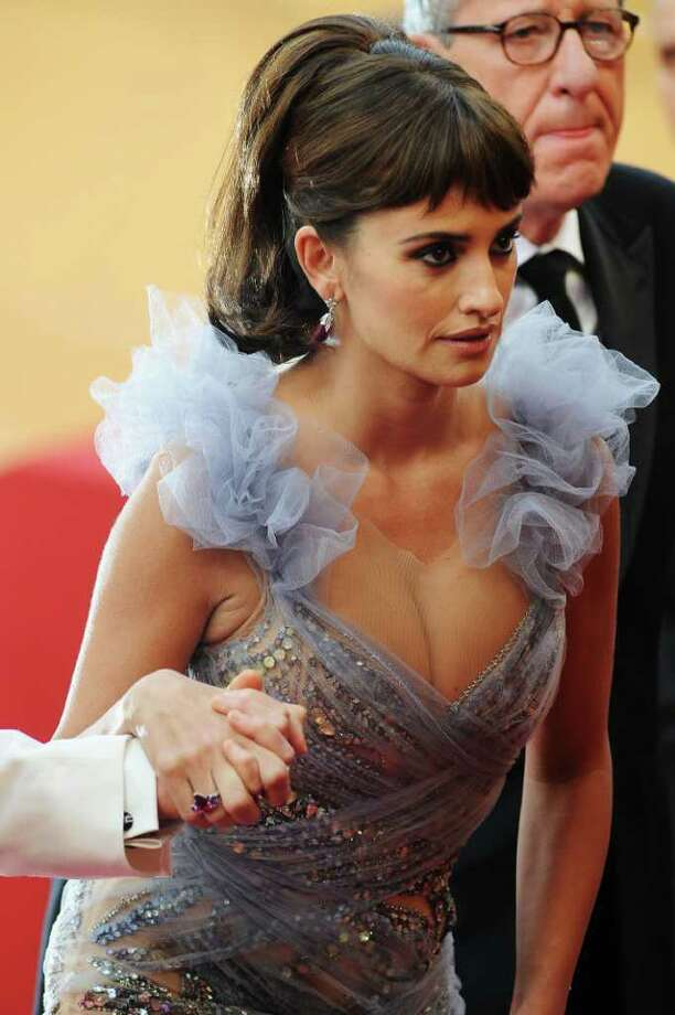 "Actress Penelope Cruz attends the ""Pirates of the Caribbean: On Stranger Tides"" premiere at the Palais des Festivals during the 64th Cannes Film Festival on May 14, 2011 in Cannes, France. Photo: Francois Durand, Getty Images / 2011 Getty Images"