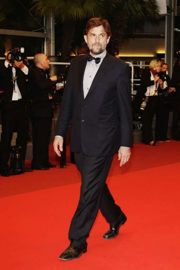"Director Nanni Moretti attends the ""Hearat Shulayim"" premiere at the Palais des Festivals during the 64th Cannes Film Festival on May 14, 2011 in Cannes, France. Photo: Vittorio Zunino Celotto, Getty Images / 2011 Getty Images"