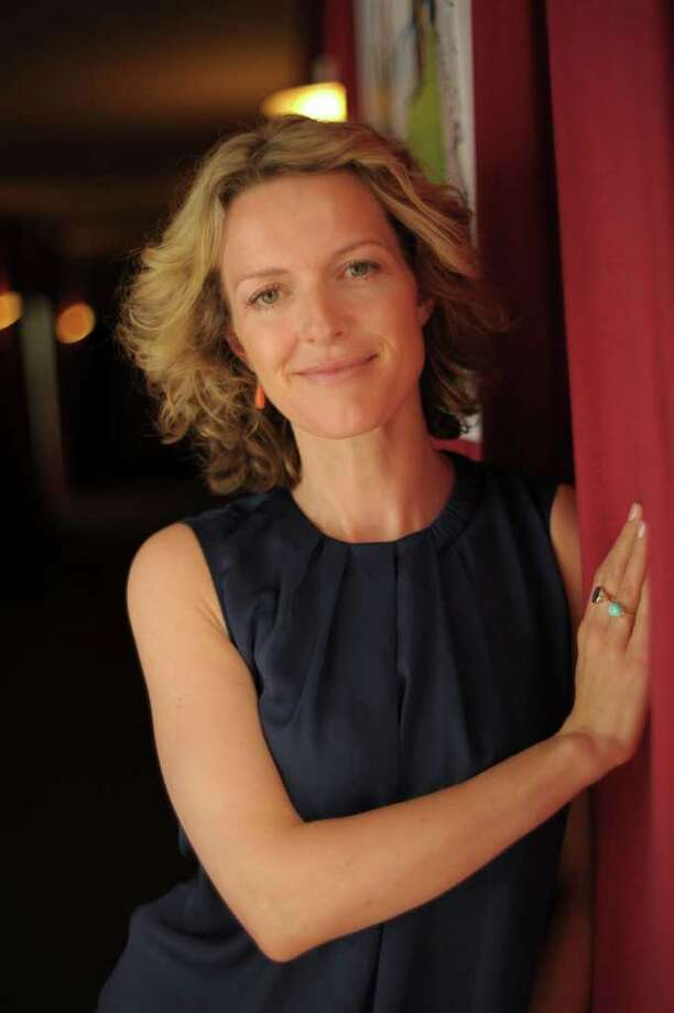 "Director Frederikke Aspock  of the film ""Out Of Bounds"" poses during a portrait session at the Lotus Lounge/Carlton Hotel during the 64th Cannes Film Festival on May 14, 2011 in Cannes, France. Photo: Michael Buckner, Getty Images / 2011 Getty Images"