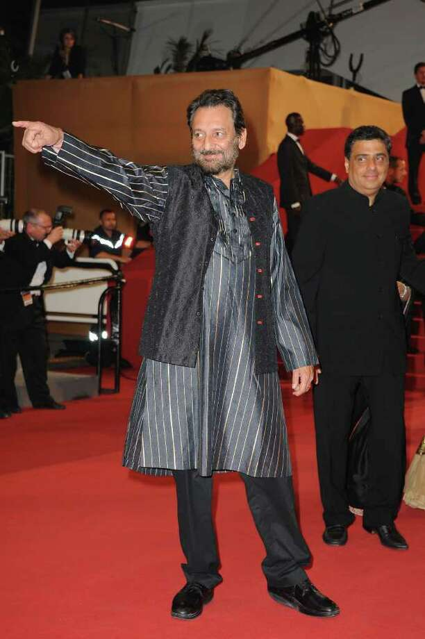 "Shekhar Kapur attends the ""Bollywood - The Greatest Love Story Ever Told"" premiere during the 64th Annual Cannes Film Festival at the Palais des Festivals on May 14, 2011 in Cannes, France. Photo: Francois Durand, Getty Images / 2011 Getty Images"