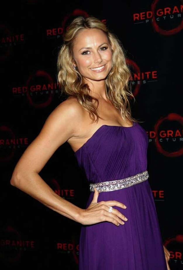 Actress Stacy Keibler attends the Red Granite Party during the 64th Annual Cannes Film Festival at Carlton Beach on May 14, 2011 in Cannes, France. Photo: Andreas Rentz, Getty Images / 2011 Getty Images