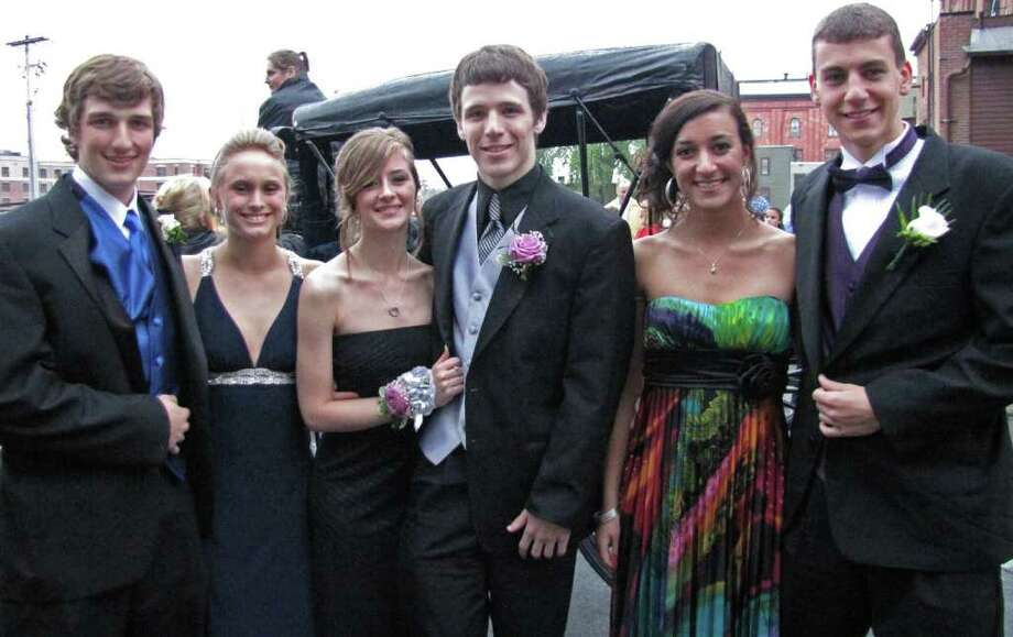 Saratoga Springs High School Prom Photo: Phoebe Sheehan