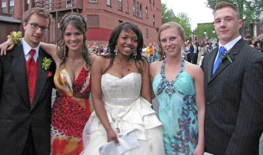 Saratoga Springs High School Prom Photo: Phoebe Sheehan