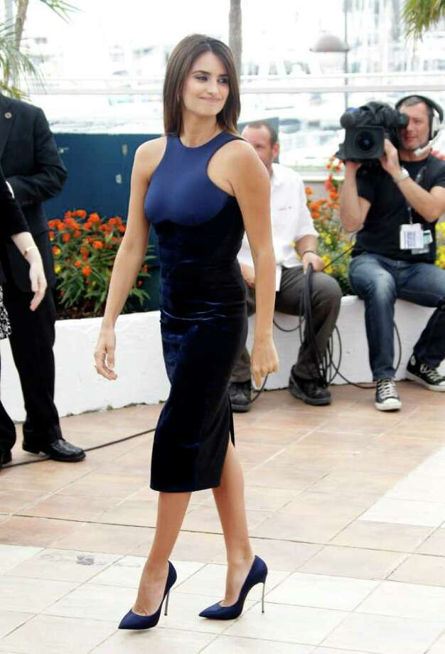 Actress Penelope Cruz poses during a photo call for Pirates of the Caribbean: On Stranger Tides at the 64th international film festival, in Cannes, southern France, Saturday, May 14, 2011. Photo: AP