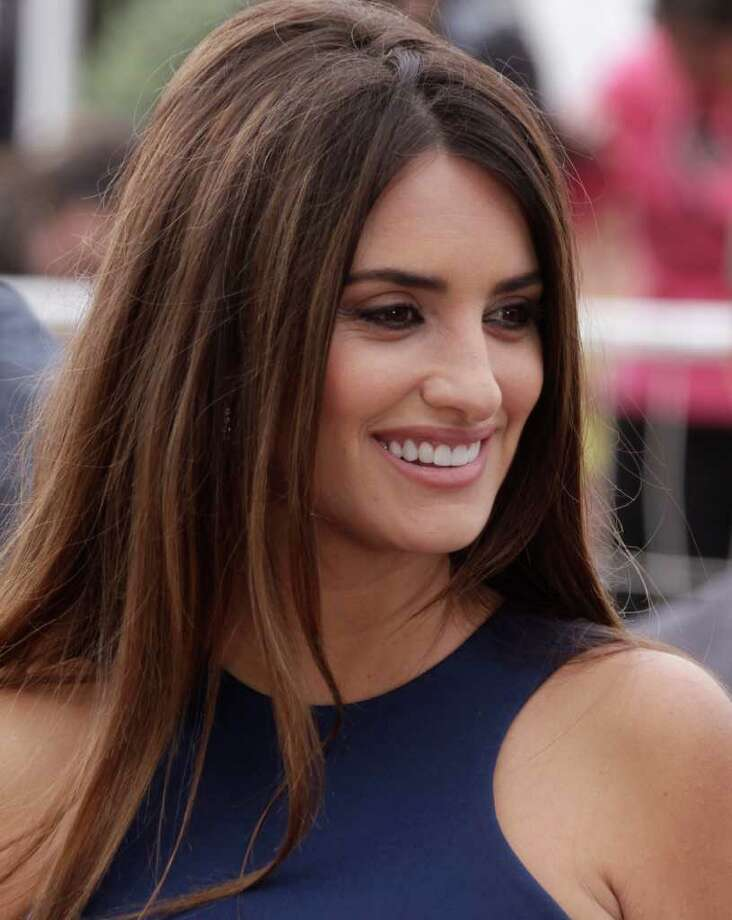 Actress Penelope Cruz arrives for a photo call for Pirates of the Caribbean: On Stranger Tides, at the 64th international film festival, in Cannes, southern France, Saturday, May 14, 2011. Photo: AP