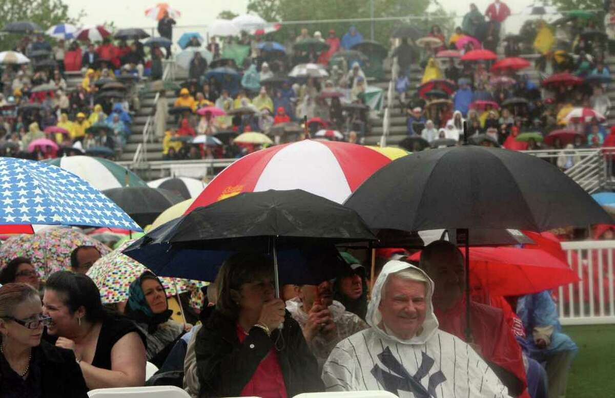 Sacred Heart University holds its Commencement ceremony on Sunday, May 15, 2011.