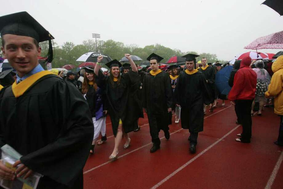 Sacred Heart University holds its Commencement ceremony on Sunday, May 15, 2011. Photo: B.K. Angeletti / Connecticut Post