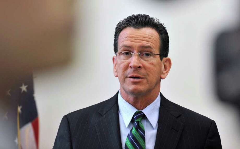 Connecticut Gov. Dannel P. Malloy. (AP Photo/Jessica Hill) Photo: Contributed Photo/ Jessica Hill, Contributed Photo / The News-Times Contributed