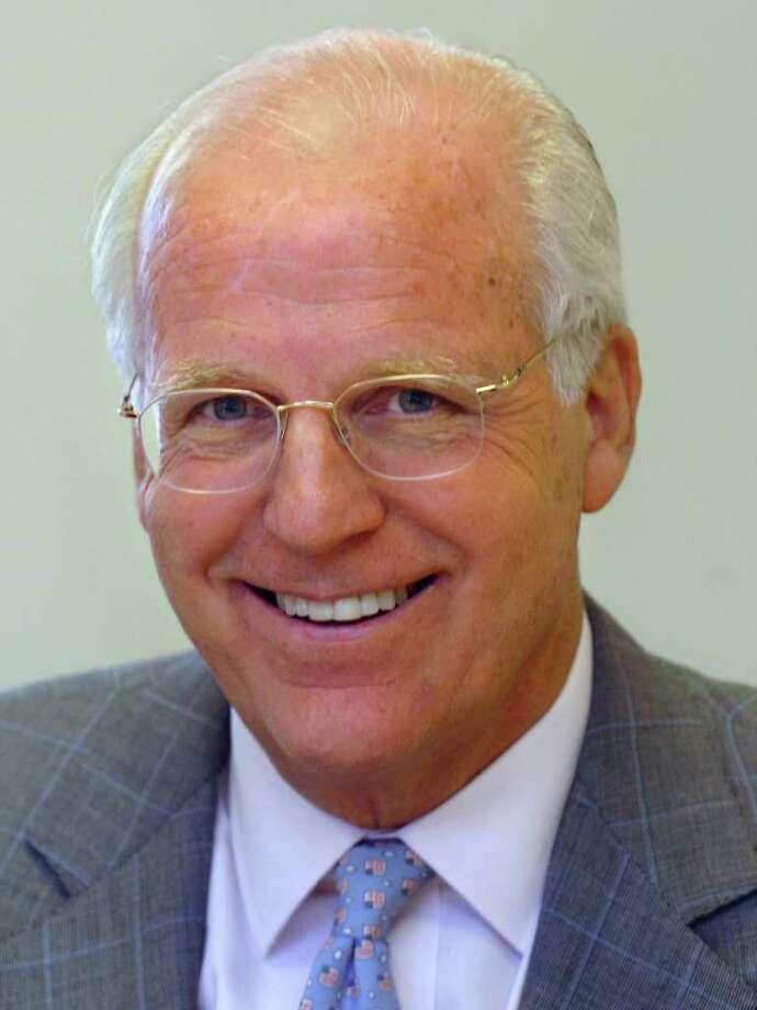 Former Congressman Christopher Shays Photo: Autumn Driscoll / Connecticut Post