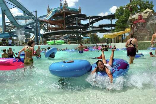 File photo of Schlitterbahn Water Park in New Braunfels. Photo: TOM REEL, SAN ANTONIO EXPRESS-NEWS / SAN ANTONIO EXPRESS-NEWS