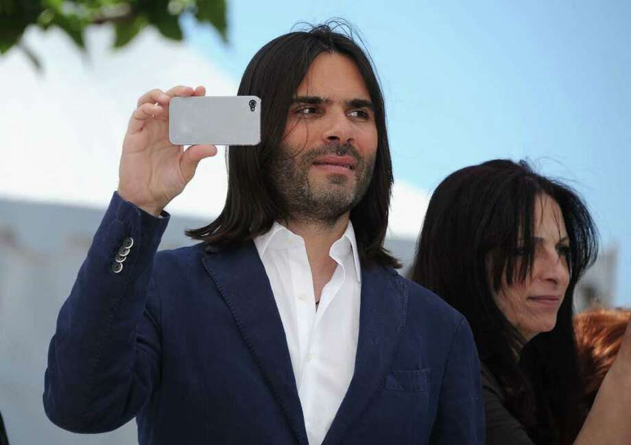 "Actor Khaled Mouzanar attens the ""Where Do We Go Now?"" photocall at the Palais des Festivals during the 64th Cannes Film Festival on Tuesday in Cannes, France. Photo: Francois Durand, Getty Images / 2011 Getty Images"